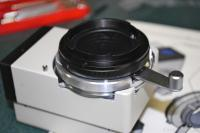 T-thread machined for Slit-lamp camera mount